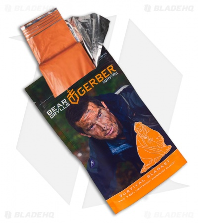 "Gerber Bear Grylls Survival Blanket (94.5"" x 60"")"