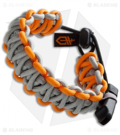 Gerber Bear Grylls Survival Bracelet 12' Paracord + Whistle