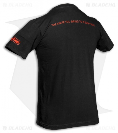 H&K Bring it! Short Sleeve T-Shirt (Black)