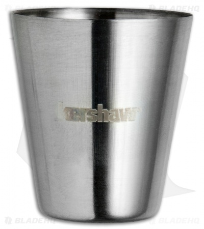 Kershaw Stainless Steel Shot Glass (1 oz.)