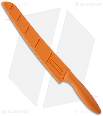 "KAI Pure Komachi 2 II 8"" Bread Knife (Orange) AB5062"