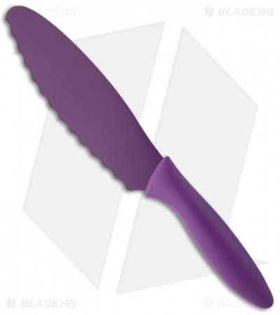 "KAI Pure Komachi 2 II 6"" Sandwich Knife (Light Purple) AB5063"