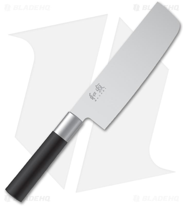Kai Wasabi Black Knife Set 7 Piece Blade Hq