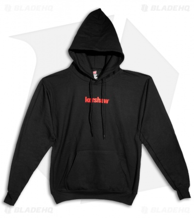 Kershaw Knives Hoodie w/ Red Logo (Black)
