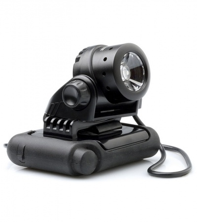LED Lenser H14R Rechargeable LED Headlamp 4-in-1 Flashlight (200 Lumens)