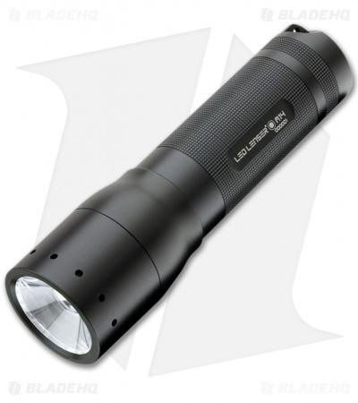 LED Lenser M14 LED Flashlight (210 Lumens)