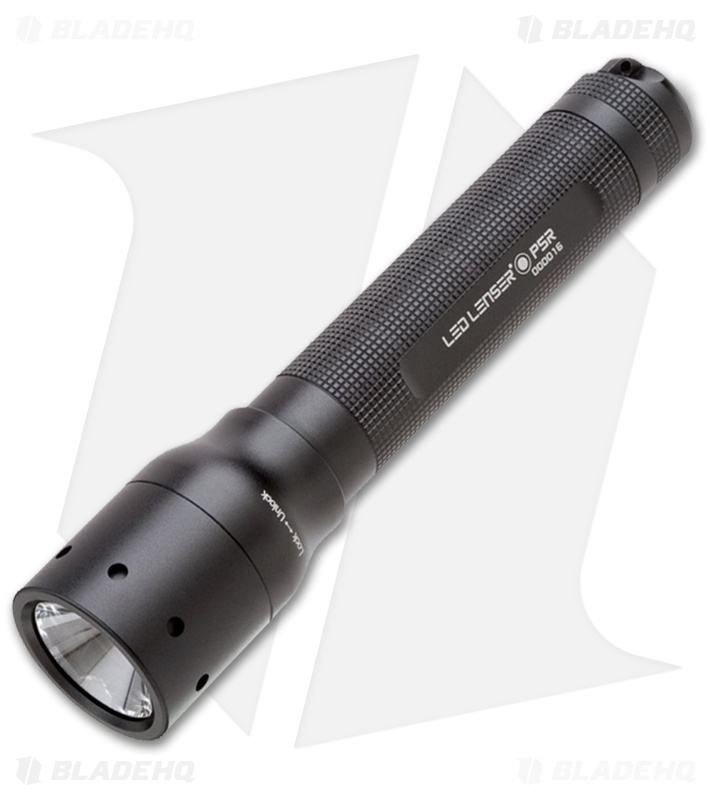 LED Lenser P5R Rechargeable LED Flashlight (200 Lumens ...