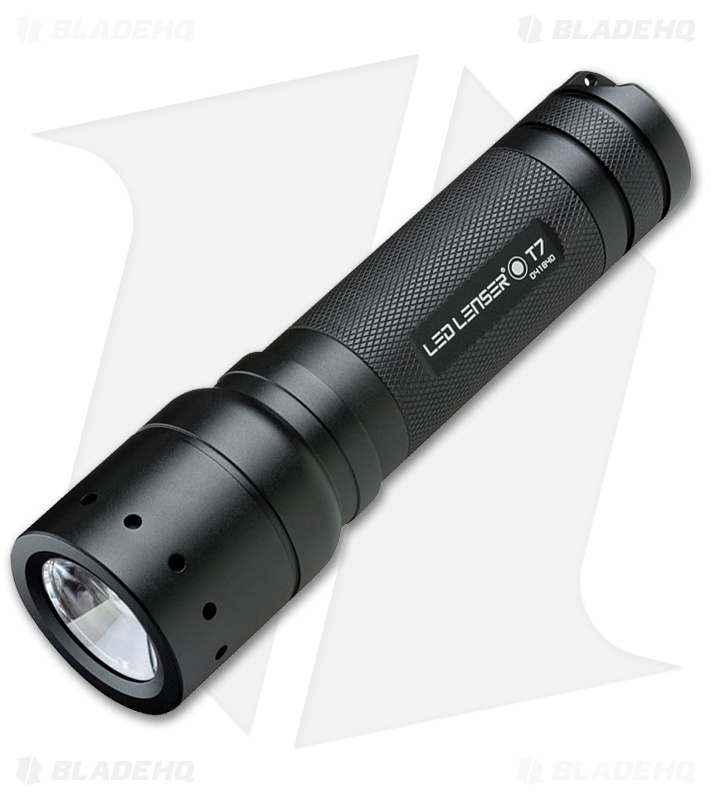 LED Lenser T7 LED Flashlight (175 Lumens)