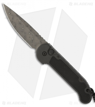 Rare Microtech Marfione Custom M-UDT Medium Automatic Knife (Damascus) 5/99 #98