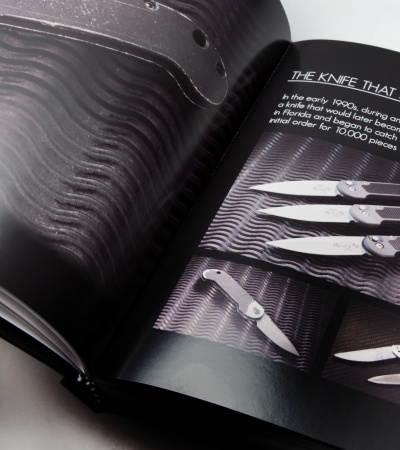 Microtech Knives: 20 Years of American Made Innovation Book (2014)