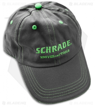 Schrade Knives Gray Hat w/ Adjustable Strap