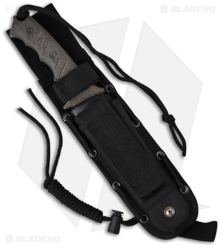 Schrade Extreme Survival Fixed Blade Knife Micarta 6 375