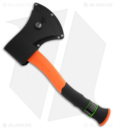 Schrade Extreme Survival Small Axe Orange Fire Starter SCAXE2O