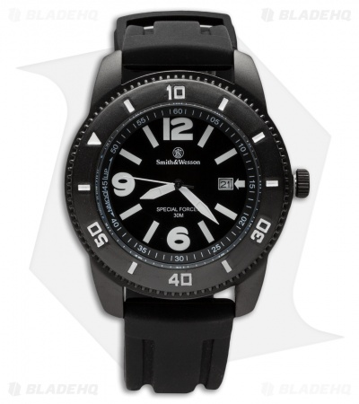 Smith & Wesson Paratrooper Watch (Black) SWW-5983