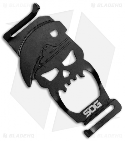 SOG Bite Stainless Steel MOLLE Bottle Opener BT1001-CP