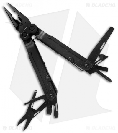 SOG PowerLock Traveler Multi-Tool Black (16-in-1) B61TR