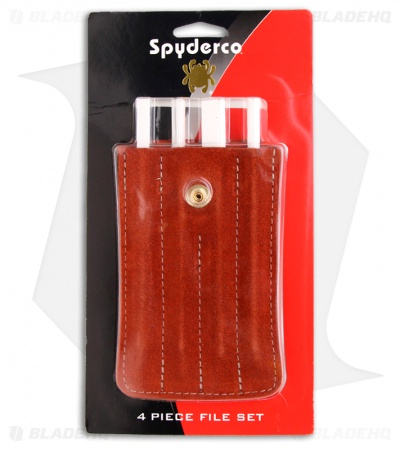Spyderco Ceramic File Set Sharpener (Fine) 400F