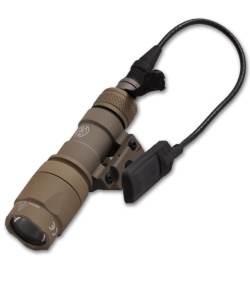 Surefire M300A Mini Scout Tan Compact LED Weaponlight (110 Lumens) M300A-TN