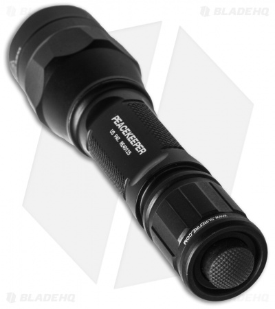 Surefire P1R Peacekeeper Dual-Output Rechargeable LED Flashlight (600 Lumens)