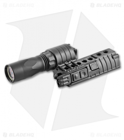 Surefire M500L LED Weaponlight for M4 & Variants (500 Lumens) M500L-BK-WH