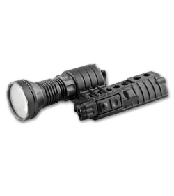 Surefire M500LT LED Weaponlight for M4 & Variants (700 Lumens) M500LT-BK-WH
