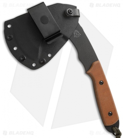 TOPS Knives Wolf pAX 2 Field Axe + Wolf Pup Knife Combo