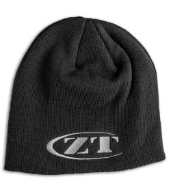 6f60a2a6bf4 Zero Tolerance Gray Acrylic Beanie w  ZT Logo. For Size Reference ...