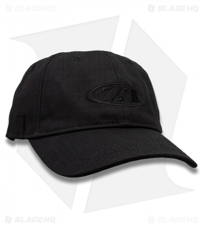 Zero Tolerance Black Tactical Cap 1