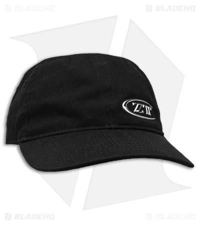 Zero Tolerance Liquid Metal Logo Cap 2
