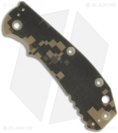 Zero Tolerance 0550/0551 ACU Digital Camo G10 Replacement Scale Hinderer Knives
