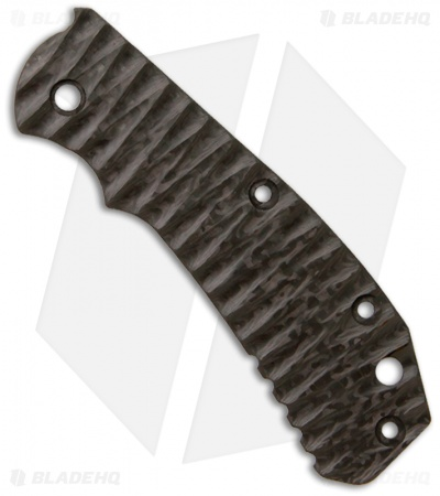 Zero Tolerance 0550/0551 Carbon Fiber Replacement Scale by The Preacher
