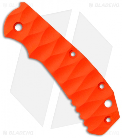 Zero Tolerance 0550/0551 Orange G10 Replacement Scale by The Preacher