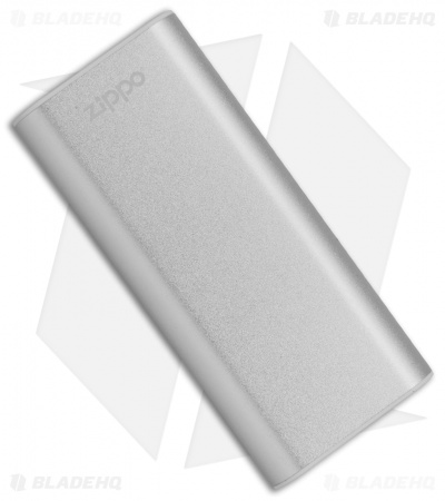 Zippo 2 Hour USB Rechargeable Hand Warmer (Silver) Z4B16