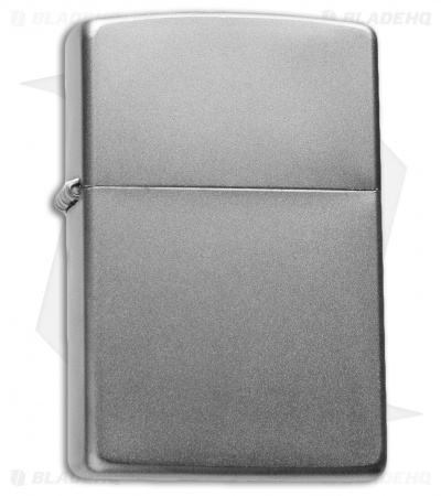 Zippo Classic Lighter Regular Classic (Brushed Chrome) 200