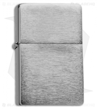 Zippo Classic Lighter Vintage Series 1937 (Brushed Chrome) 230