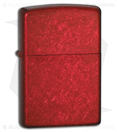 Zippo Lighter Candy Apple Red 21063