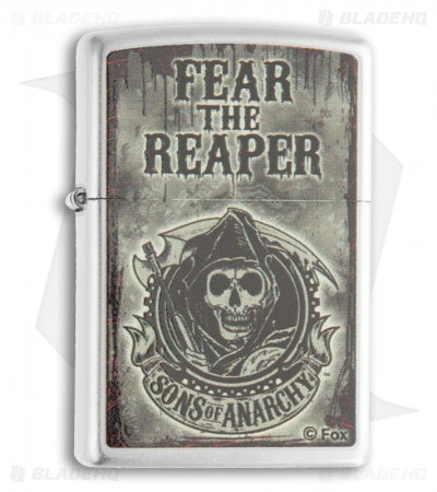 Zippo Sons of Anarchy - Fear the Reaper Lighter 28502