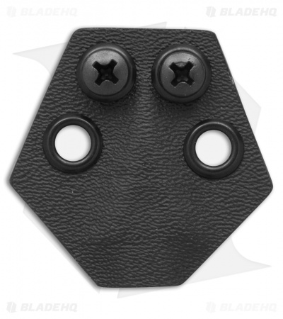 Armatus Carry ESEE AH1 Arrowhead Sheath Flat Black Kydex