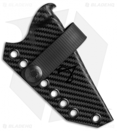 Armatus Carry Bradford Guardian3 Architect Sheath Black Carbon Kydex