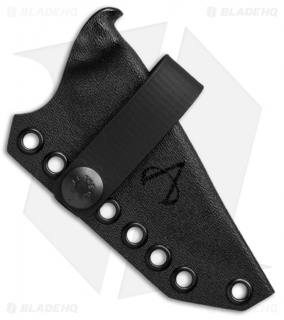 Armatus Carry Bradford Guardian3 Architect Sheath Flat Black Kydex