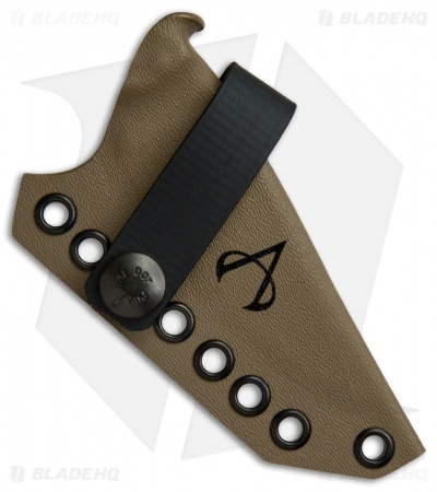 Armatus Carry Bradford Guardian3 Architect Sheath Flat Dark Earth Kydex