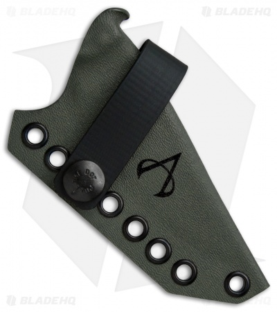 Armatus Carry Bradford Guardian3 Architect Sheath OD Green Kydex