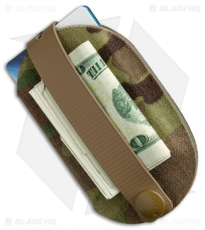 Armatus Carry Vita EDC Wallet 2.0 - Multicam Cordura Kydex
