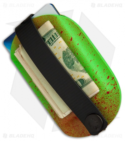 Armatus Carry Vita EDC Wallet 2.0 - Zombie Splatter Kydex