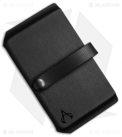 Armatus Carry Vita Travel Wallet - Black Kydex