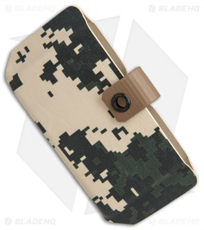 Armatus Carry Vita XL Wallet - Digital Camo Kydex