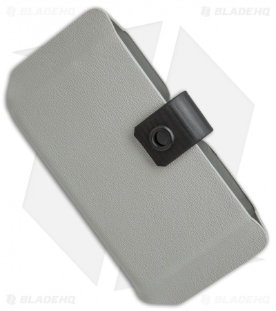 Armatus Carry Vita XL Wallet - Light Gray Kydex