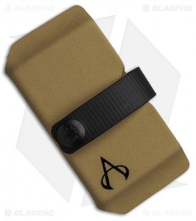 Armatus Carry Vita XL Wallet - Flat Dark Earth Kydex