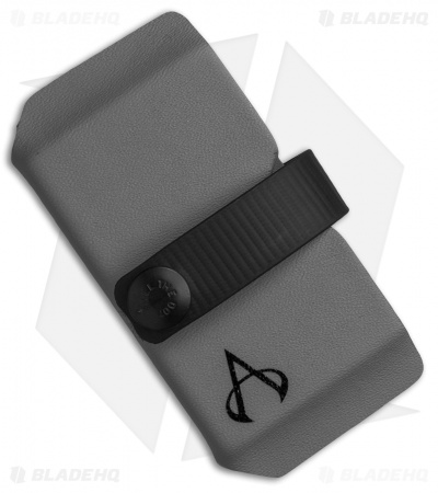 Armatus Carry Vita XL Wallet - Gunmetal Gray Kydex