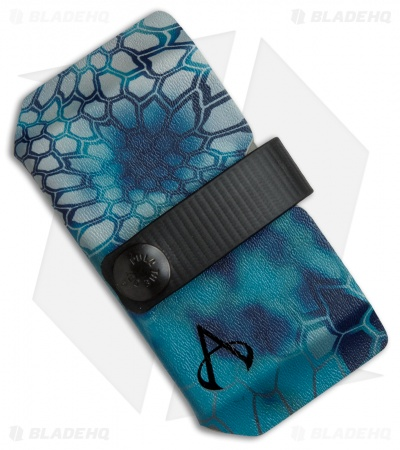 Armatus Carry Vita XL Wallet - Kryptek Pontus Kydex